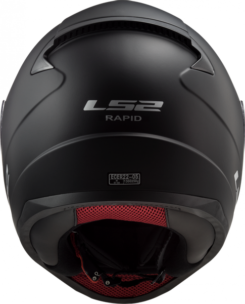 LS2 FF353 Rapid Matt Black